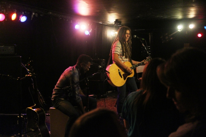 Jason Castro @ The Space