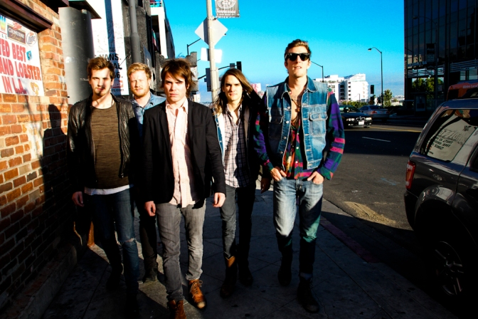 EP Review: The Maine- Imaginary Numbers