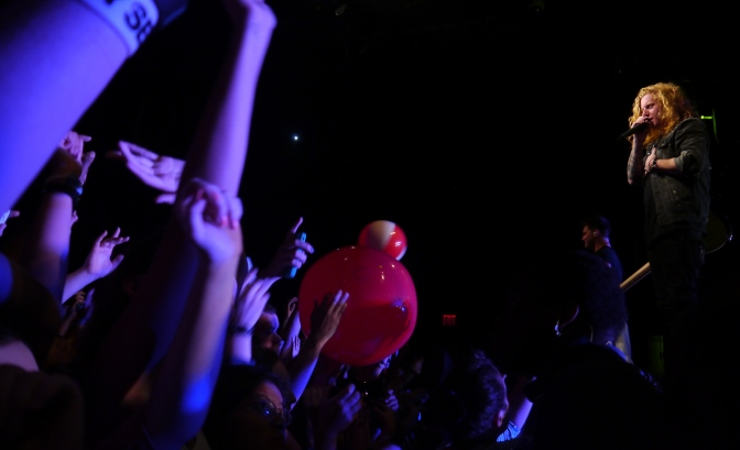 Barriers and security at shows: How much do we really need them?