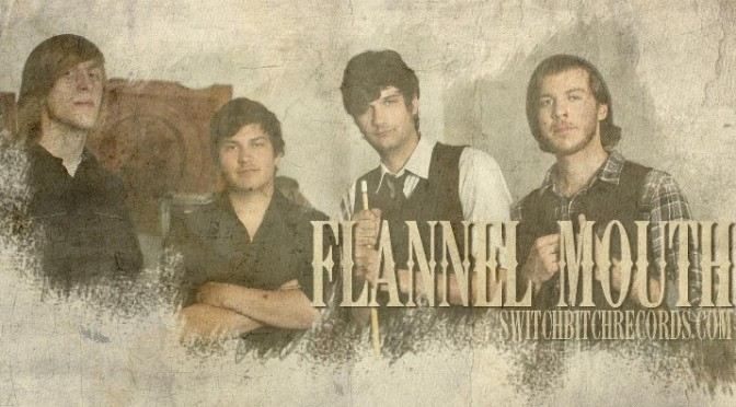 "Lyric Video: Flannel Mouth – ""Oh, Bastard"""