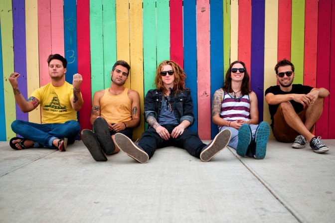 We The Kings' and This Century's set lists for Art of Tour