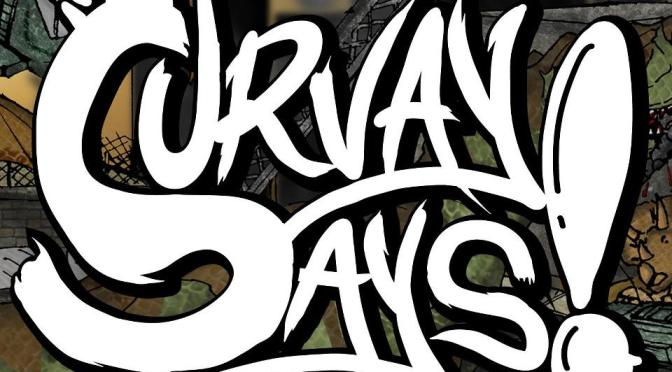 Album Review: Survay Says! – Observations of the Human Condition