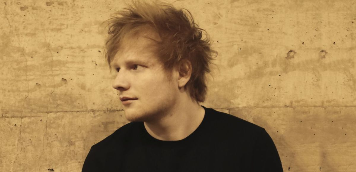 "Ed Sheeran's ""x"" Available Now"
