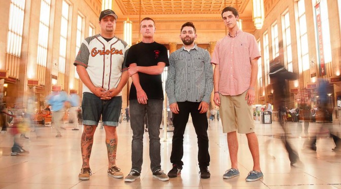 HANDGUNS and FOREVER CAME CALLING Added to Pure Noise Records Tour 2014