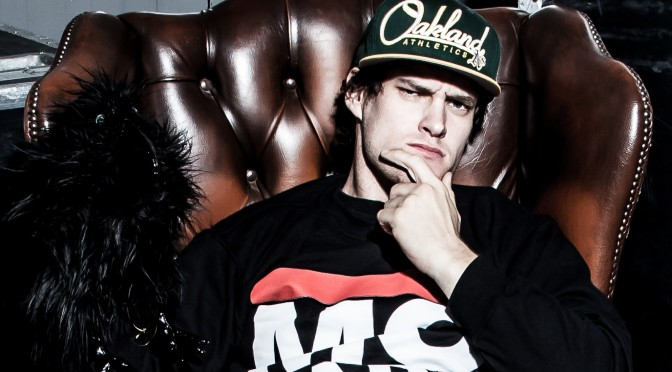 Slam Dunk Festival Leeds 2014: MC Lars Set Review
