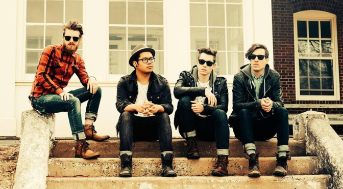 """Young Rising Sons Release Video For """"High"""""""