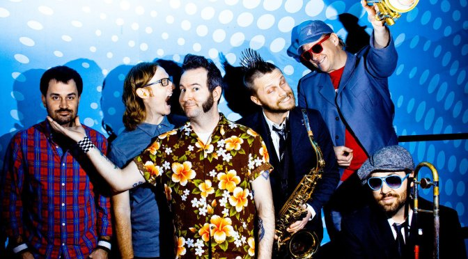 Interview with Johnny Christmas of Reel Big Fish