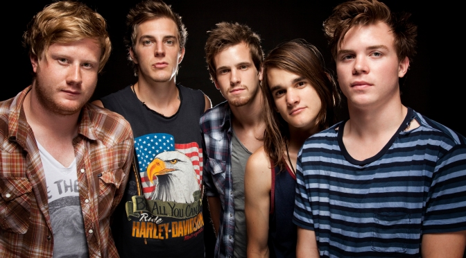 The Maine Releasing New Album This Spring, Heading Out On Headlining Tour