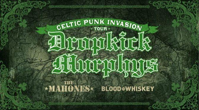 Dropkick Murphys 2015 Tour