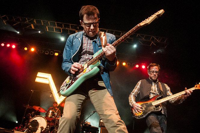 Weezer release video for Go Away