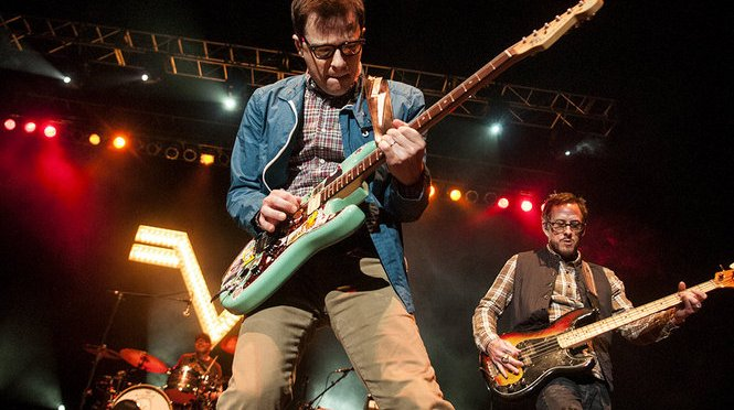 Weezer release video for Go Away
