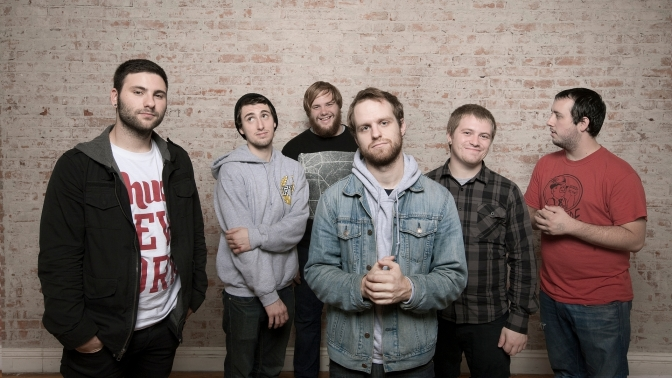 Photos: The Wonder Years @ Vans Warped Tour 2015 Mansfield, MA