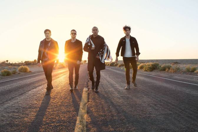 "Fall Out Boy Releases Music Video For ""American Beauty/American Psycho"""