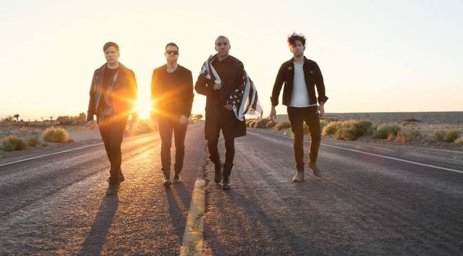 Fall Out Boy Announce Tour with Wiz Khalifa, Hoodie Allen