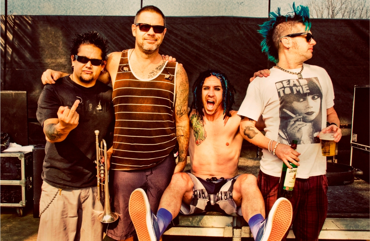 Album Review: NOFX - Backstage Passport Soundtrack
