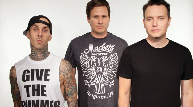Blink 182 to continue without DeLonge