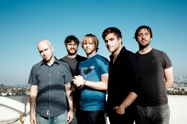 Circa Survive Announce Spring Tour with Balance and Composure, Chon