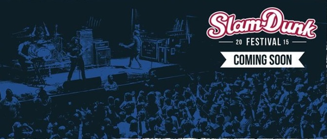 Slam Dunk Festival Second Announcement