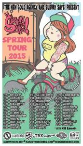 Survay Says! Spring 2015 Tour