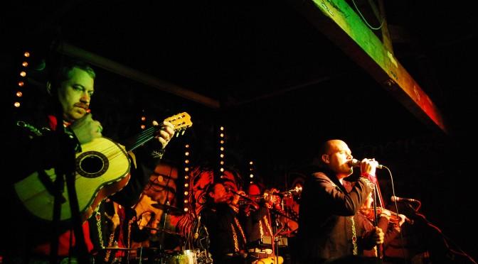 Live Review: Mariachi El Bronx at The Parish, Huddersfield
