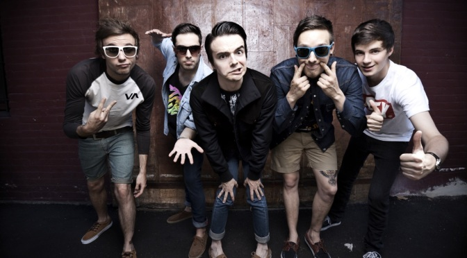 Chunk! No, Captain Chunk! announce album and North American tour