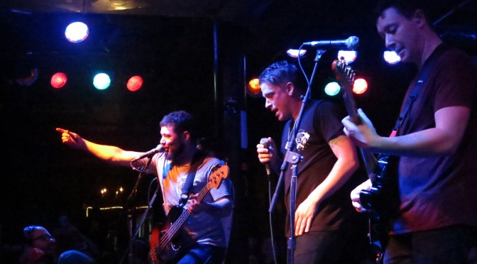 Live Review: A Loss For Words final Rhode Island show at The Met on March 27th.