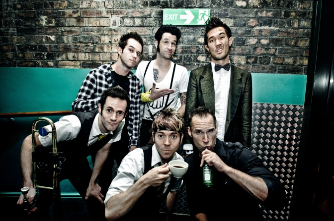 Live Review: Suburban Legends – Huddersfield Parish