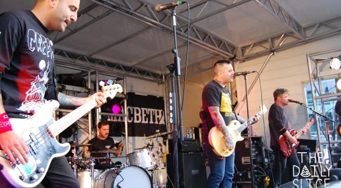 Bayside – Slam Dunk Festival 2015