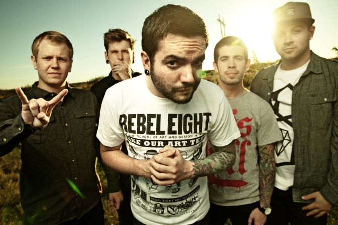 A Day To Remember- Download Festival 2015