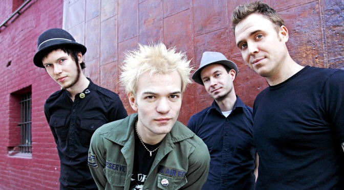 Dave Baksh to reunite with Sum 41