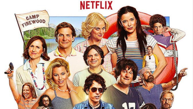 TV Review: Wet Hot American Summer-First Day of Camp