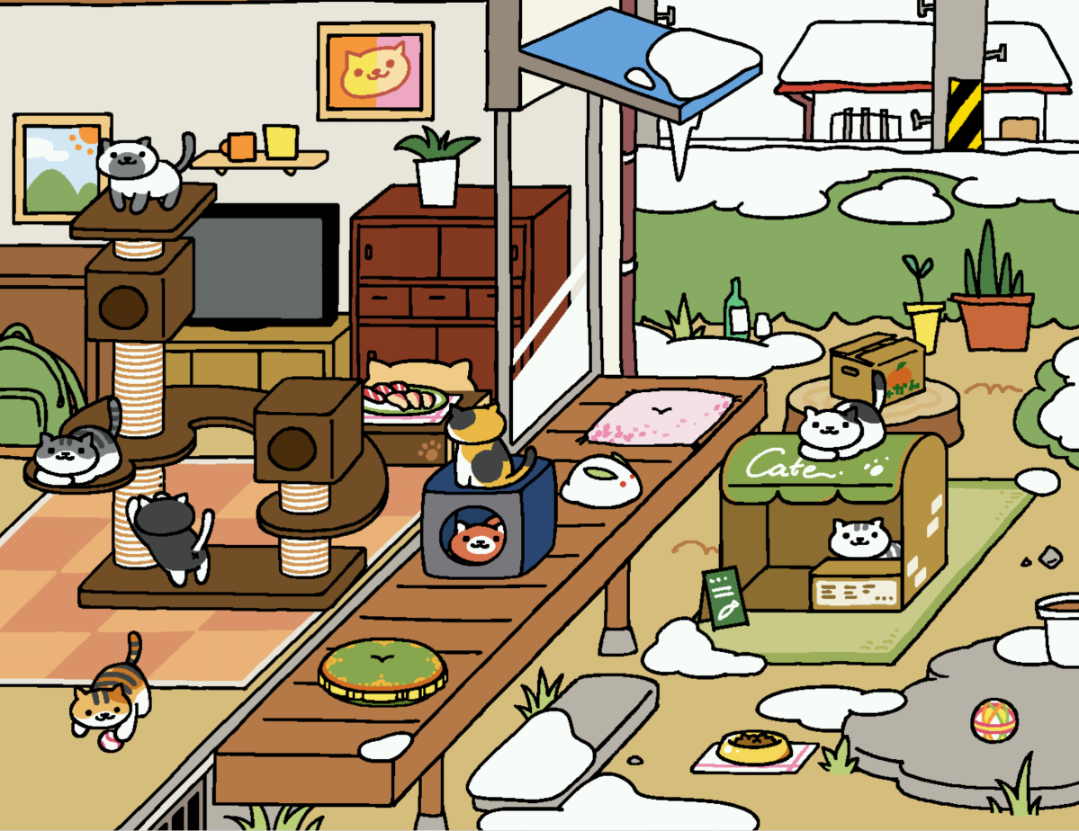 The Life of a Cat Collector: Why You Should Play Neko Atsume