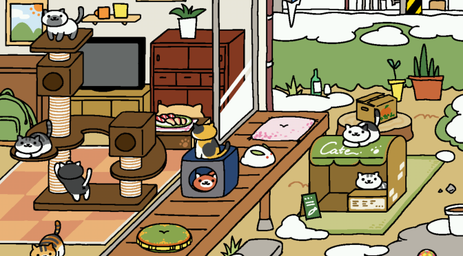 the life of a cat collector why you should play neko atsume the