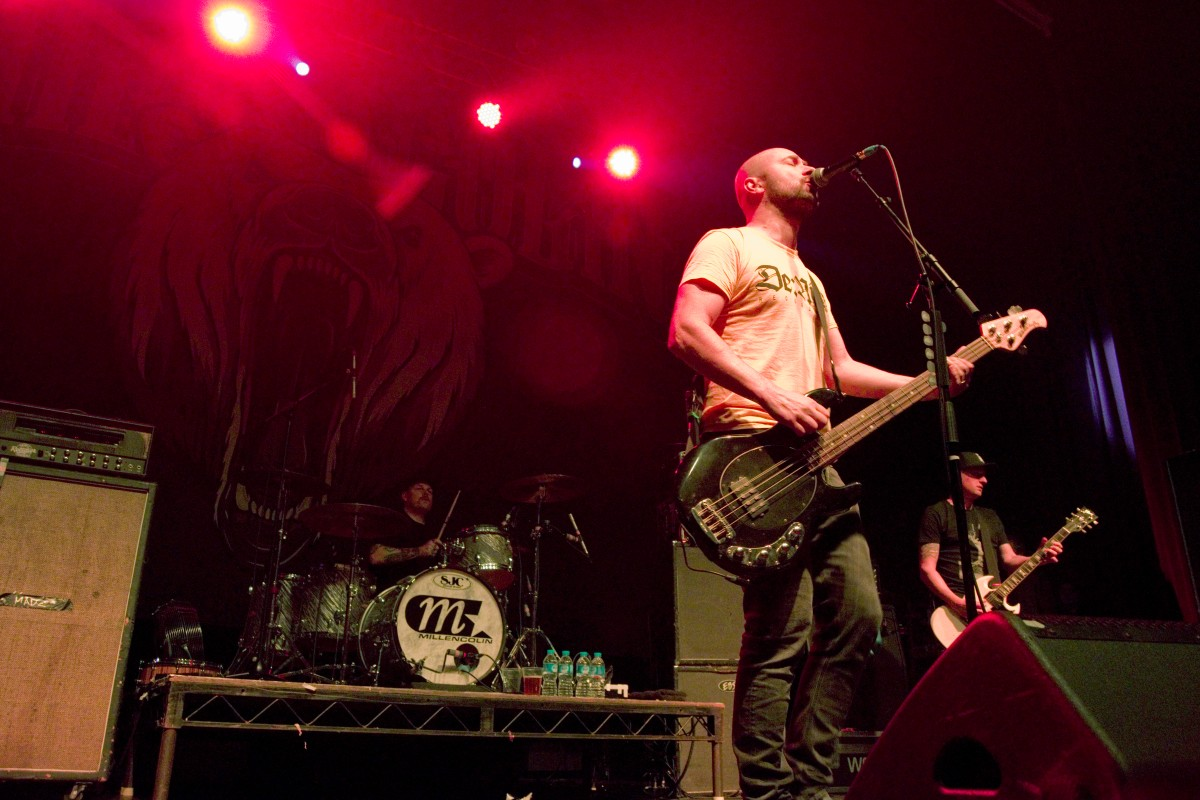 Live Review: Millencolin - 02 Ritz Manchester