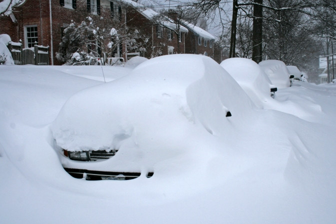 What I Wish I Knew Before the Snowpocalypse