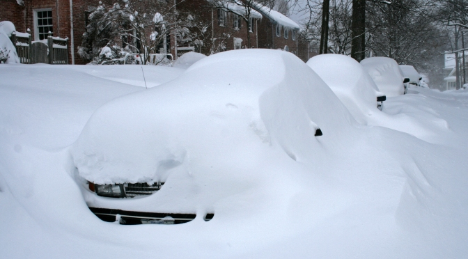 What I Wish I Knew Before the Snowpocalypse
