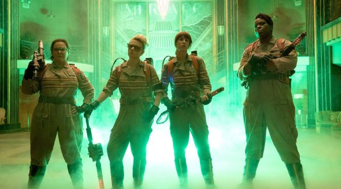 Ghostbusters Trailer Drops