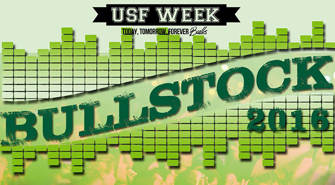 USF Bullstock 2016 :: April 8, 2016