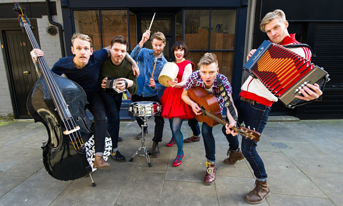 Live Review: Skinny Lister at the Middle East in Cambridge, MA