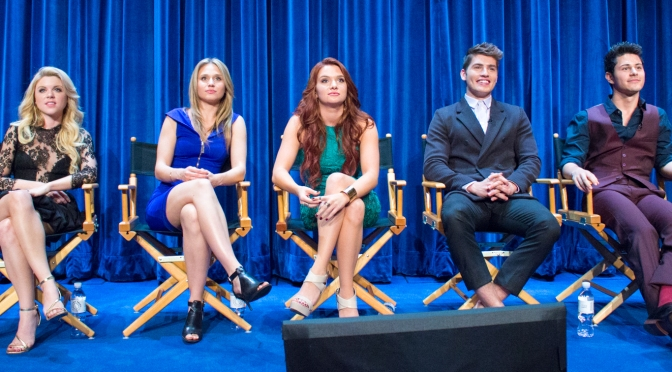 Faking It Fans Make Their Demands Known–With Donuts