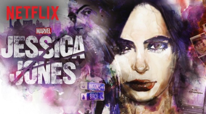"TV Review: ""Jessica Jones"" – Series 1"