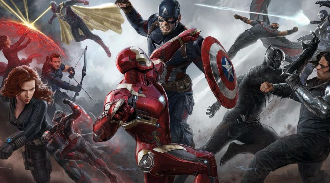 "Movie Review: ""Captain America: Civil War"""
