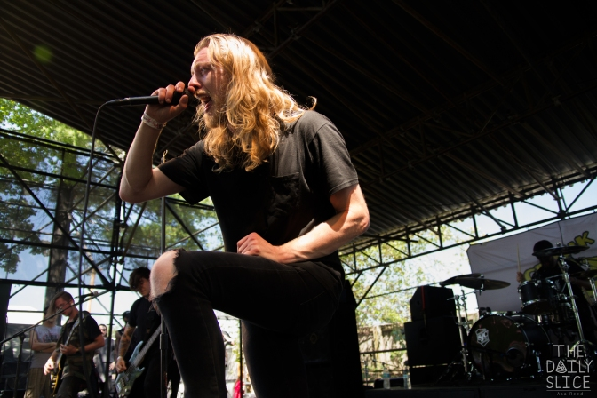 Photos: CRISIS A.D. @ Vans Warped Tour in Mansfield, MA