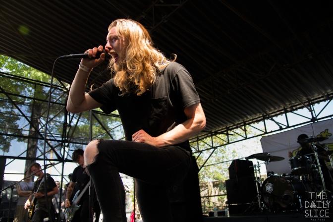 Photos: CRISIS A.D. @ Vans Warped Tour in Mansfield, MA