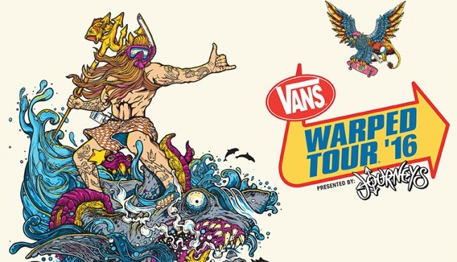 FULL GALLERY: Warped Tour Brings the Heat to West Palm Beach