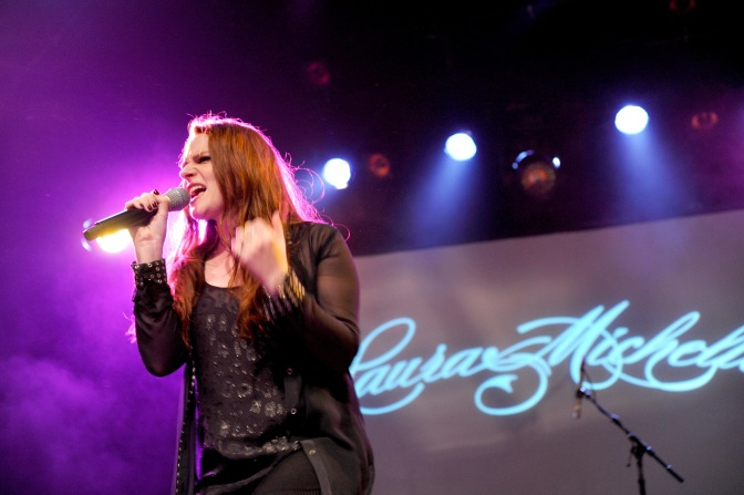 Live Review: Laura Michelle at the El Rey Theater