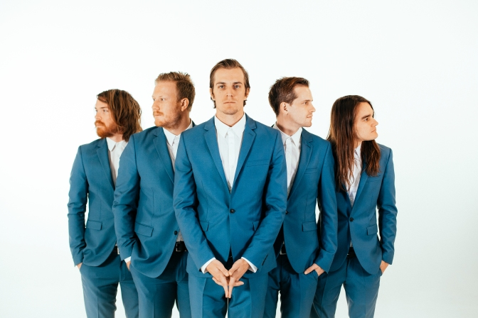 Warped Wednesday: Interview with Pat Kirch of The Maine