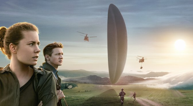 """Film Review: """"Arrival"""""""