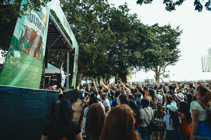CHIPOTLE CULTIVATE FESTIVAL MAKES WAVES IN MIAMI