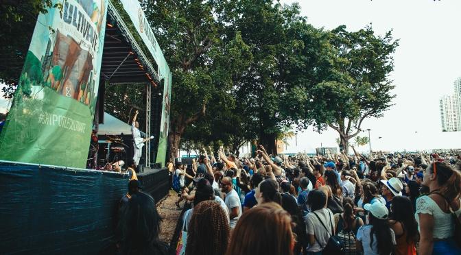 CHIPOTLE CULTIVATE FESTIVAL MAKES WAVES IN MIAMI